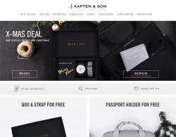 Codes promo et Offres Kapten & Son