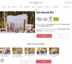 Codes promo et Offres Box évidence