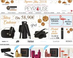 Codes promo et Offres Peyrouse Hair Shop