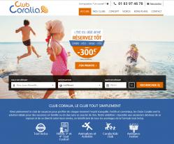 Codes promo et Offres Club Coralia