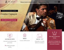 Codes promo et Offres The artist Academy