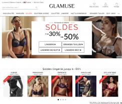 Codes promo et Offres Glamuse