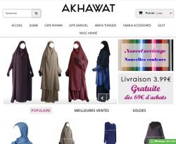 Codes promo et Offres Akhawat