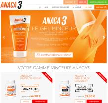 Codes promo et Offres Anaca3