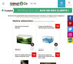 Codes promo et Offres Animaleco
