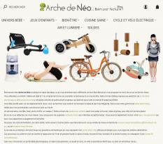 Codes promo et Offres Arche de Néo