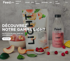 Codes promo et Offres Feed Smart Food