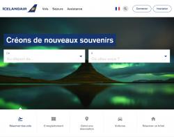 Codes promo et Offres Icelandair