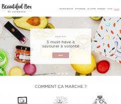 Codes promo et Offres Beautiful Box