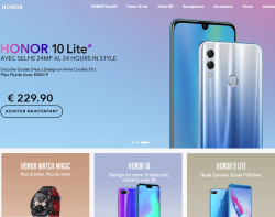 Codes promo et Offres VMall &Honor &Huawei