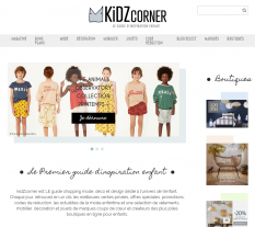 Codes promo et Offres Kidzcorner