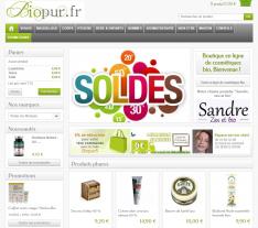 Codes promo et Offres Biopur.fr