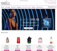 Codes promo et Offres parfumerie burdin
