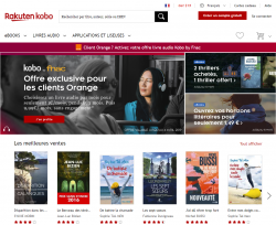 Codes promo et Offres Kobo