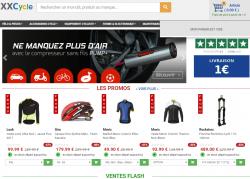 Codes promo et Offres Xxcycle