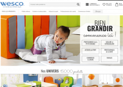 Codes promo et Offres Wesco Family