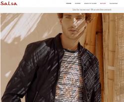 Codes promo et Offres Salsa & Salsa jeans