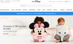 Codes promo et Offres Disney Store