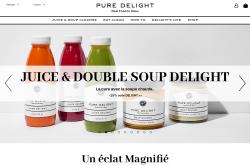 Codes promo et Offres Pure Delight