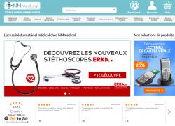 Codes promo et Offres NMmedical