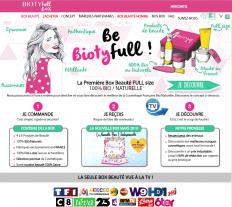 Codes promo et Offres Biotyfull Box