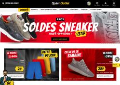 Codes promo et Offres Sport-Outlet