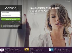 Codes promo et Offres C-dating