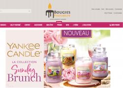 Codes promo et Offres Bougies-parfums