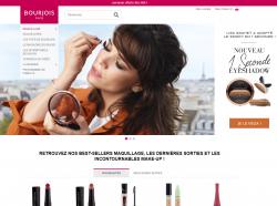 Codes promo et Offres Bourjois