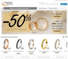 Codes promo et Offres Boutique alliance