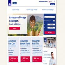 Codes promo et Offres AXA Schengen