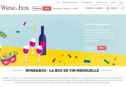 Codes promo et Offres Wine&Box