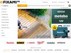 Codes promo et Offres Fixami.fr