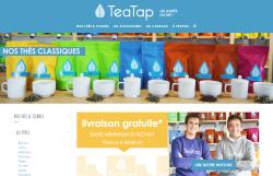 Codes promo et Offres TeaTap