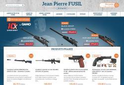 Codes promo et Offres Jean Pierre FUSIL