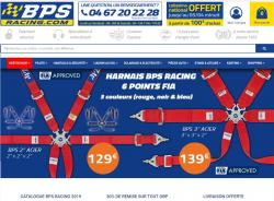 Codes promo et Offres Bps-racing