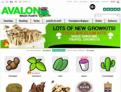Codes promo et Offres Avalon Magic Plants