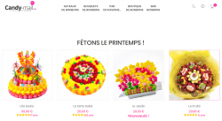 Codes promo et Offres Candy mail