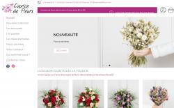 Codes promo et Offres Caprice des fleurs