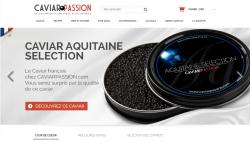 Codes promo et Offres Caviar passion