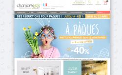 Codes promo et Offres Chambrekids.com