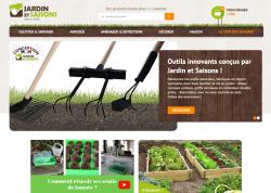 Codes promo et Offres Jardin et Saisons
