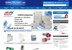 Codes promo et Offres Lelectricien.net