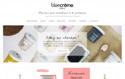 Codes promo et Offres Blancrème Paris