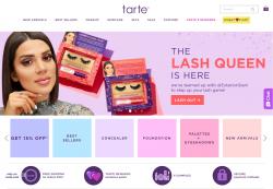 Codes promo et Offres Tarte cosmetics