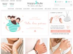 Codes promo et Offres Happybulle