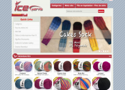 Codes promo et Offres Ice Yarns