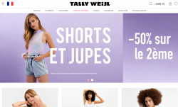 Codes promo et Offres Tally Weijl