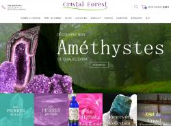 Codes promo et Offres Cristal Forest