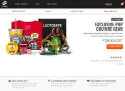 Codes promo et Offres LootCrate
